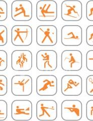 Картинка виды спорта для мобильного