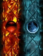 Картинка огонь и лед игры - 15